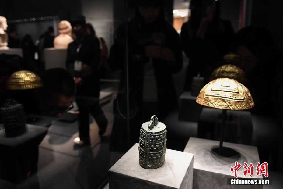 В Пекине стартовала выставка экспонатов Британского музея