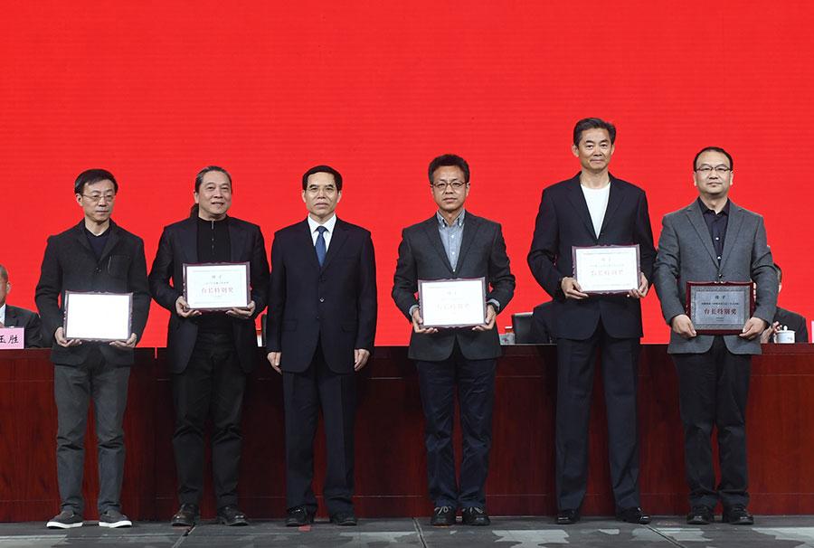 2月27日,中央电视台召开2017年工作会议。