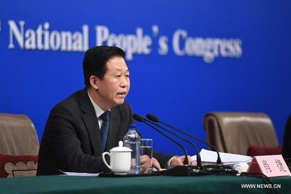 وزير المالية: ميزانية الدفاع الوطني الصينية شفافة
