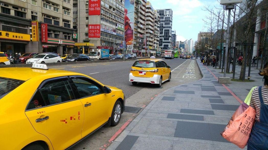"""因应人口高龄化,台当局""""交通部""""预告,出租车司机年龄限制将由现行68岁调整至70岁。(图片取自台媒)"""