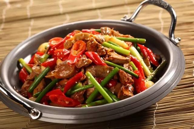 每个省一道看家菜 不同菜系的不同风味