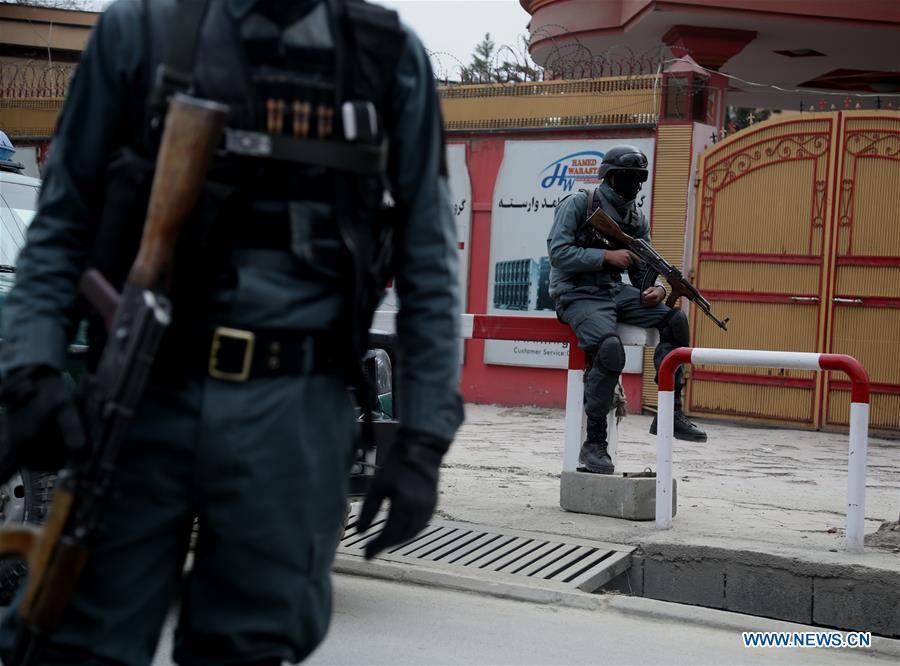 Kaboul : Au moins 3 tués et 66 blessés dans l
