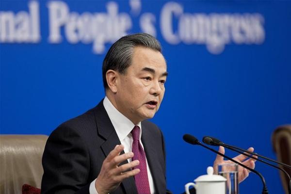 وزير الخارجية الصيني يعقد مؤتمرا صحفيا على هامش الدورة التشريعية الوطنية