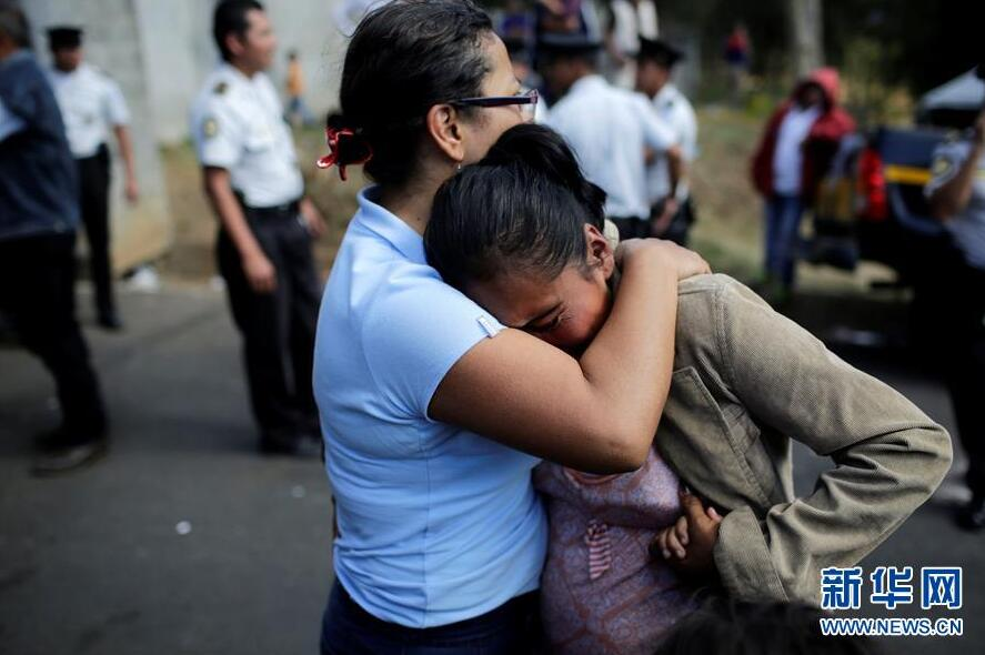 L'incendie d'un foyer tue 22 adolescentes — Guatemala