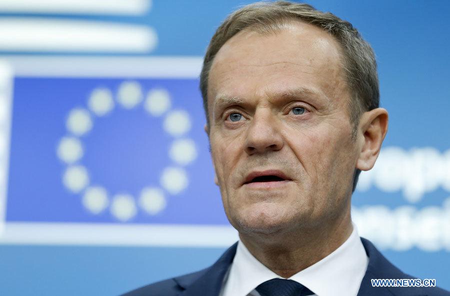 Donald Tusk prolongé à la tête du Conseil européen