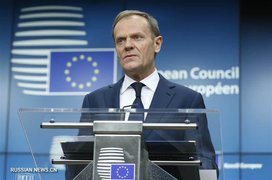 Д.Туск будет председателем Европейского совета еще один срок