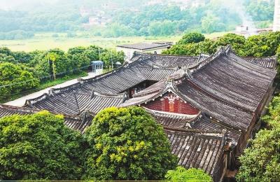 闽南传统建筑技艺的代表——福兴堂
