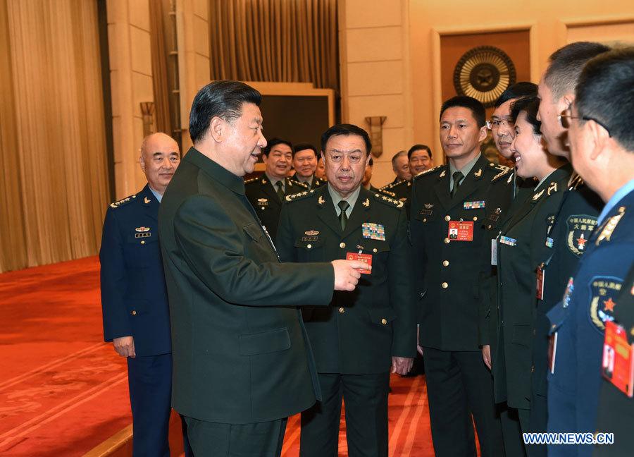 Le président chinois met l