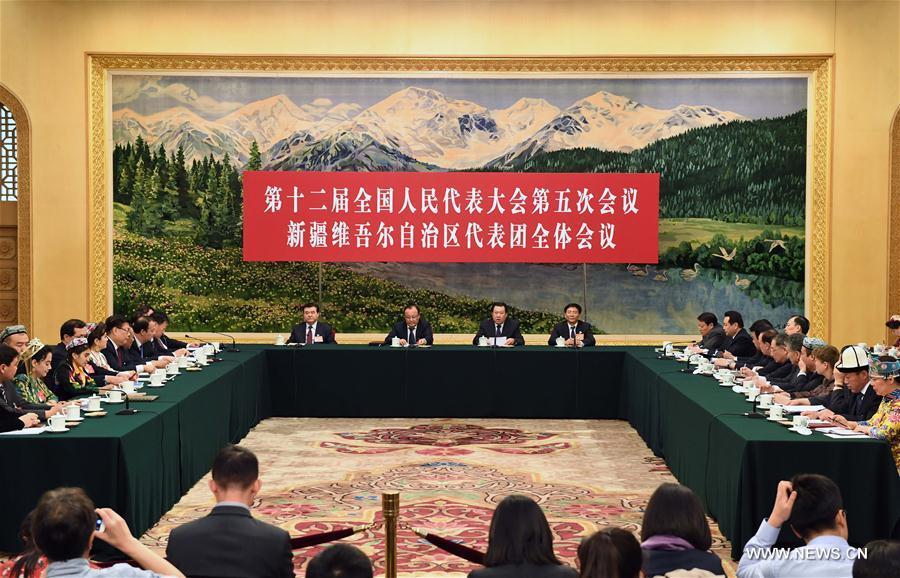 Le Xinjiang lutte résolument contre le terrorisme face à des risques réels, selon des responsables