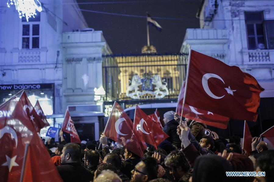 Retour sur la crise diplomatique entre les Pays-Bas et la Turquie (Synthèse)