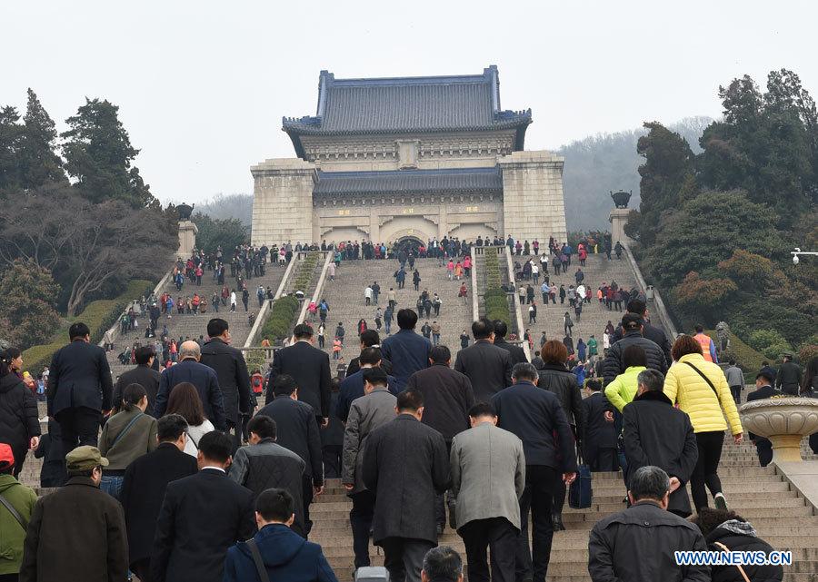 La Chine commémore le 92e anniversaire de la mort de Sun Yat-sen