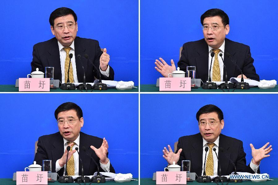 """La Chine clarifie son plan """"Fabriqué en Chine 2025"""" après une critique d"""