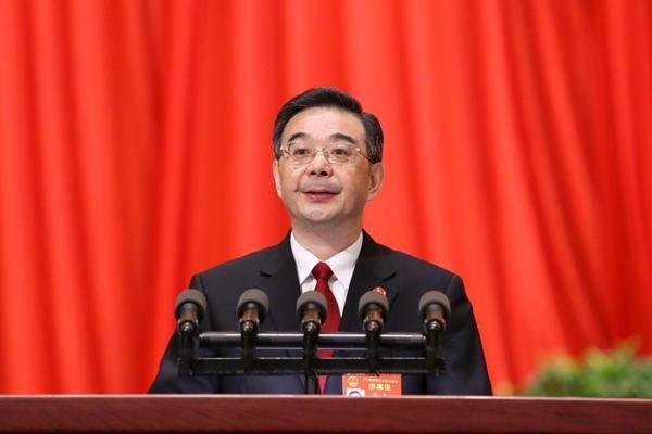 انعقاد الجلسة الكاملة الـ3 للدورة الـ5 للمجلس الوطني الـ12 لنواب الشعب الصيني