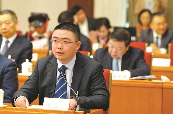 易家祥代表建议加大科技创新支持力度、改革知识产权保护方式。