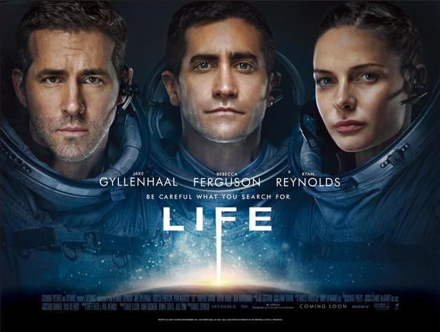 《异星觉醒》将映 打造最真实的太空惊悚