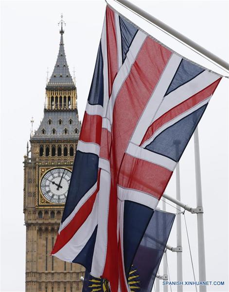 Brexit es un momento decisivo para Reino Unido, dice May