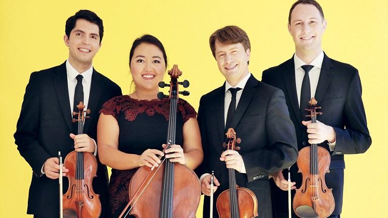 卡里多尔弦乐四重奏是林肯艺术中心室内乐协会的会员