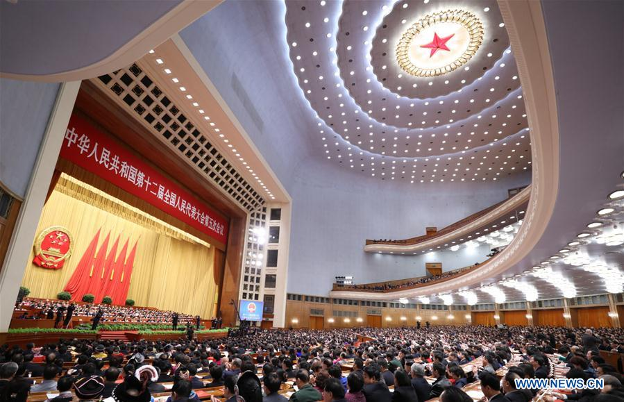 Chine : l