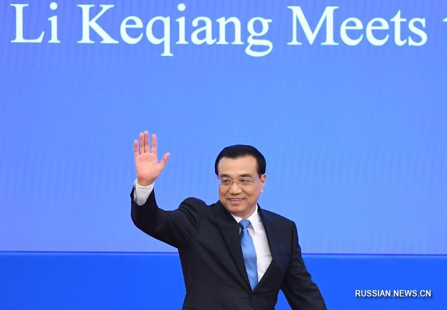 Ли Кэцян: здоровое и стабильное развитие китайско-российских отношений выгодно не только региону, но и всему миру