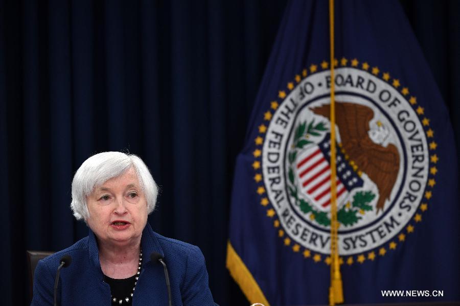 La Fed relève ses taux, encore deux hausses prévues en 2017 — USA