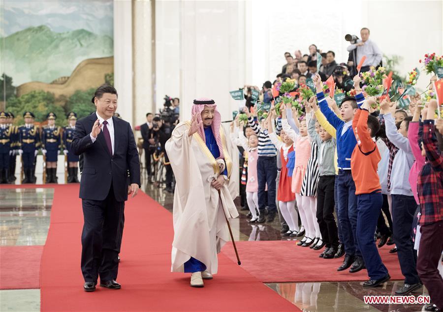 Ambas naciones estrechan su cooperación durante la visita de Estado del rey Salmán
