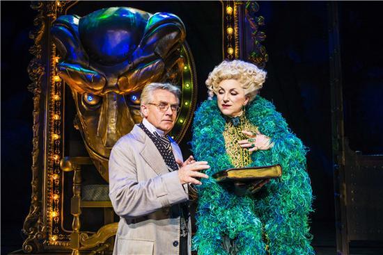 Varios éxitos de Broadway llegan a la ciudad china