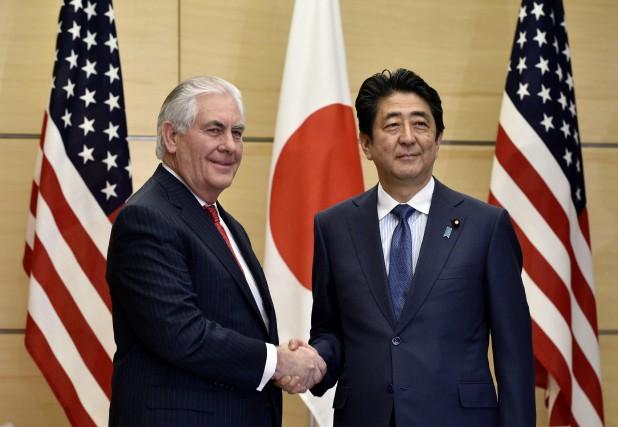 Tillerson et Kishida discutent de la sécurité régionale