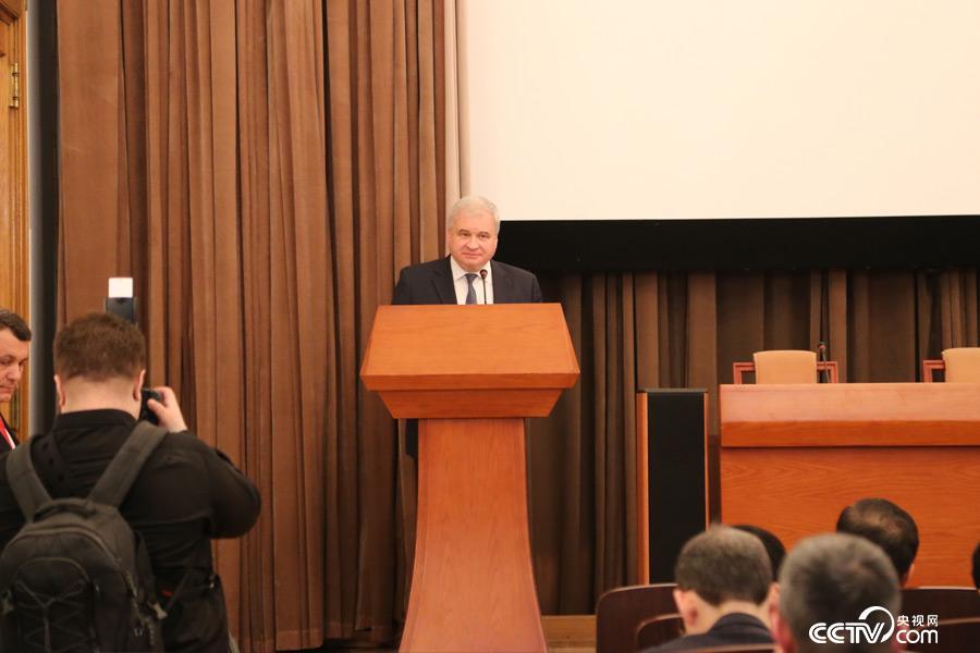 Банк России открыл первое зарубежное представительство в Пекине
