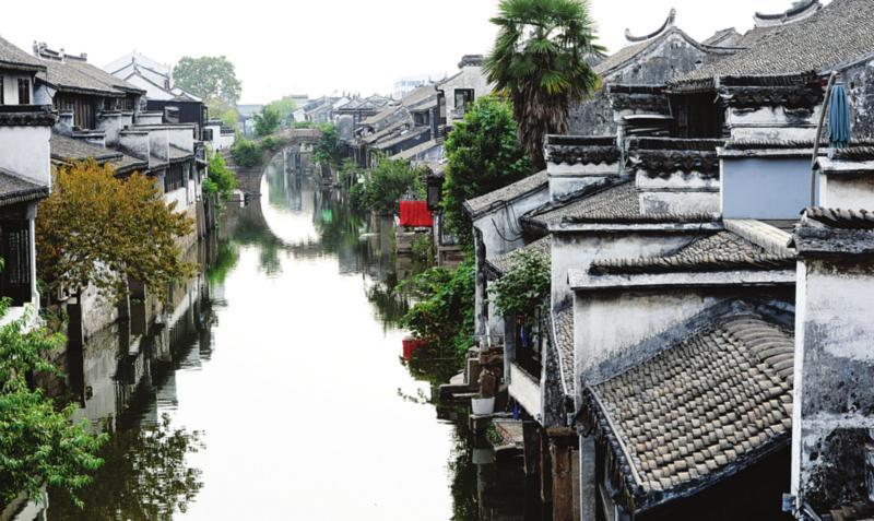 """Les villages traditionnels chinois """"font face à des difficultés"""""""
