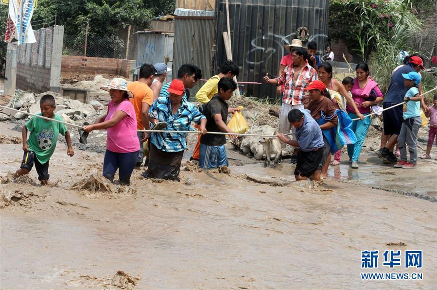 Inuncaciones dejan más de 70 muertos en Perú