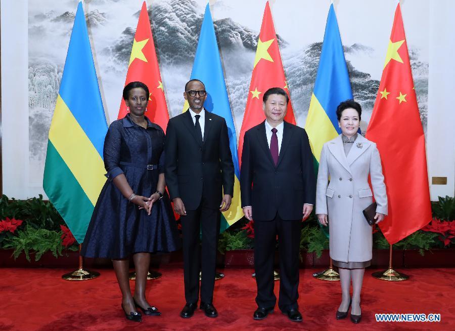 La Chine et le Rwanda s