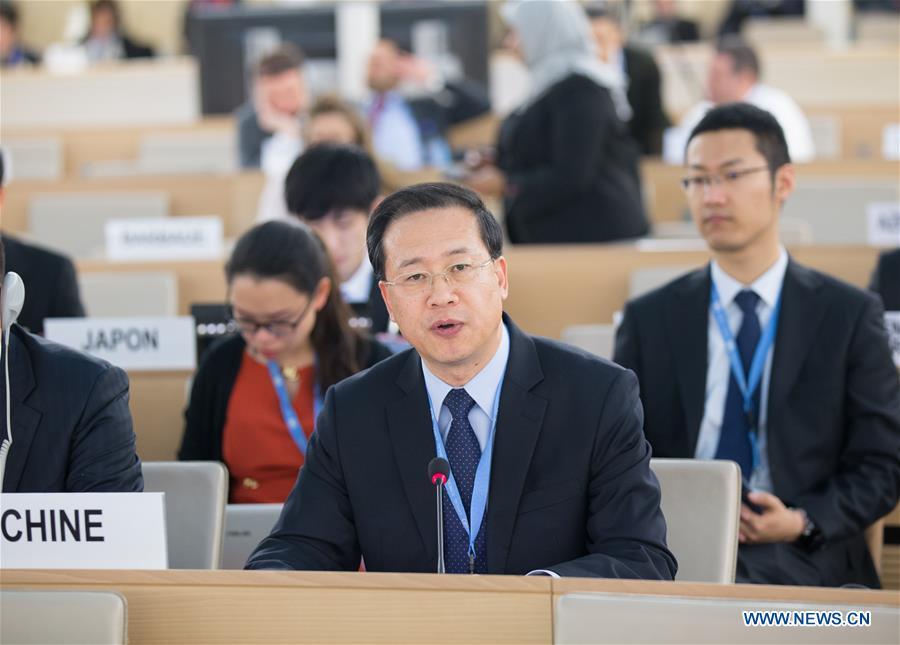 La Chine préconise la gouvernance globale des droits de l