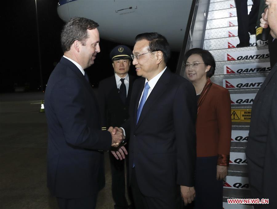 Le Premier ministre chinois appelle à une ouverture plus grande des marchés entre la Chine et l