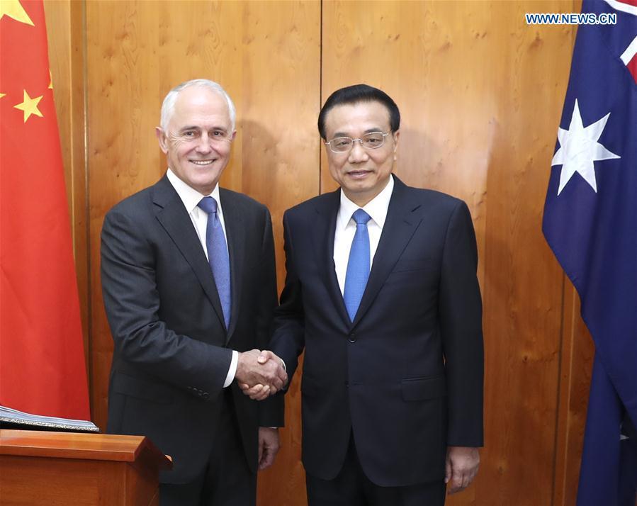 Suscitarán China y Australia liberalización de comercio