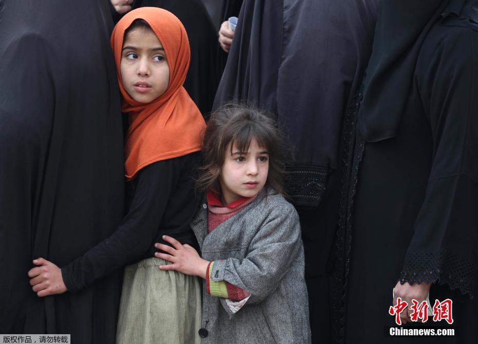 HCR : 400 mille personnes piégées à Mossul