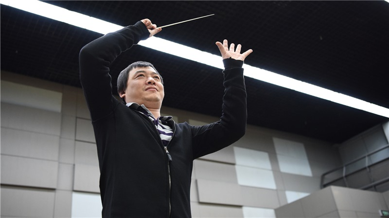 国家大剧院管弦乐团参加阿布扎比艺术节,也将是这支乐团首度造访阿拉伯世界刘方/摄