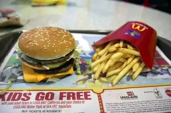 画风如此黑暗 这还是我认识的麦当劳吗?