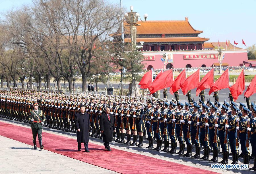 La Chine et la Micronésie coopéreront sur la Ceinture et la Route