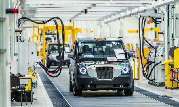 Geely запустила в Великобритании производство гибридных авто на замену лондонским такси