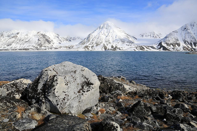 Архив: пейзаж в Арктике