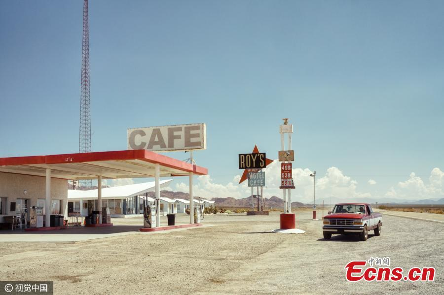 Travel winner: Gassing Up At Roy