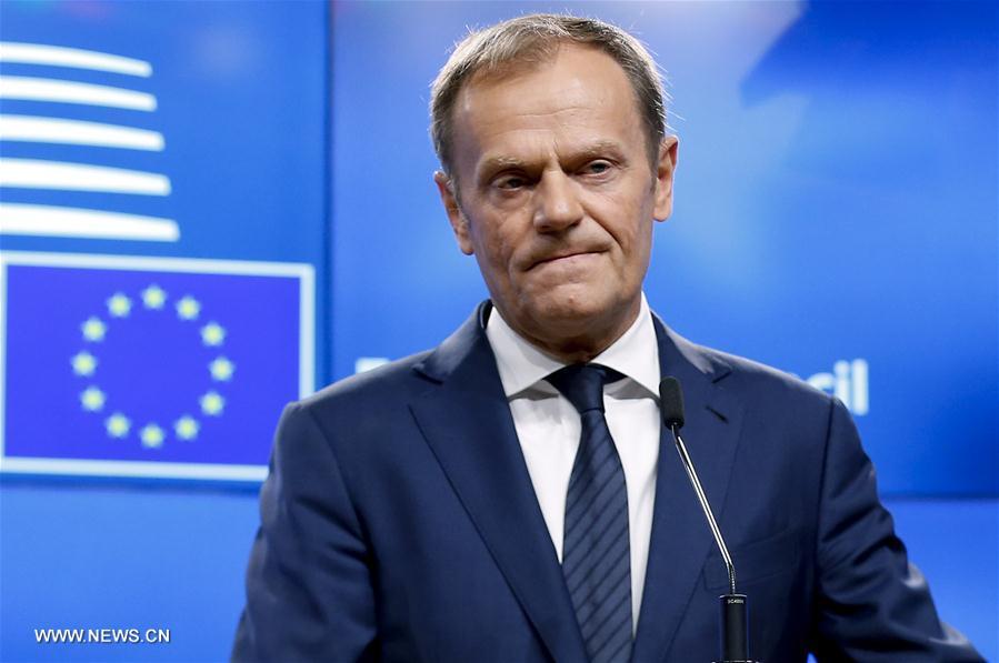 Le président du Conseil européen avertit qu