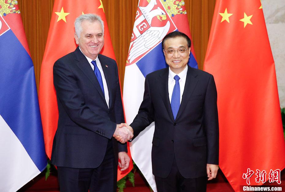 La Chine appelle à davantage de coopération avec la Serbie