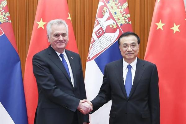 الصين تحث على تعزيز التعاون مع صربيا في إطار آلية (16+1)