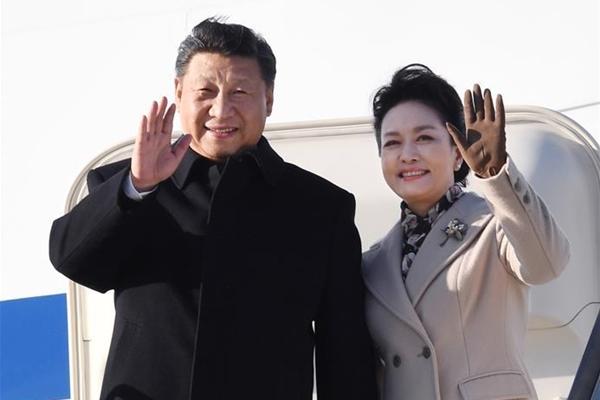 الرئيس الصيني يصل إلى فنلندا فى زيارة دولة