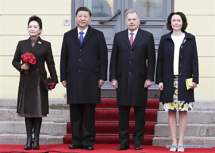China y Finlandia acuerdan impulsar lazos y profundizar cooperación