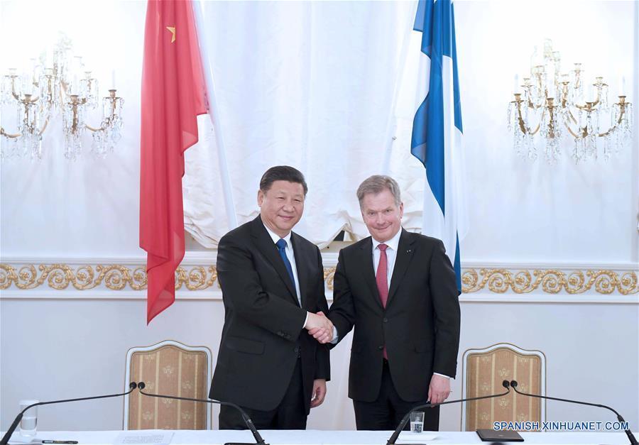 China y finlandia firman acuerdos de cooperación