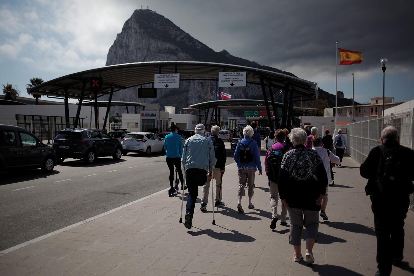 Gibraltar confronté à la situation d