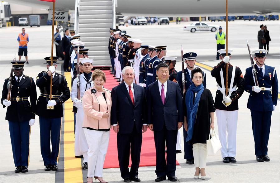 Trump says China should step up on NKorea