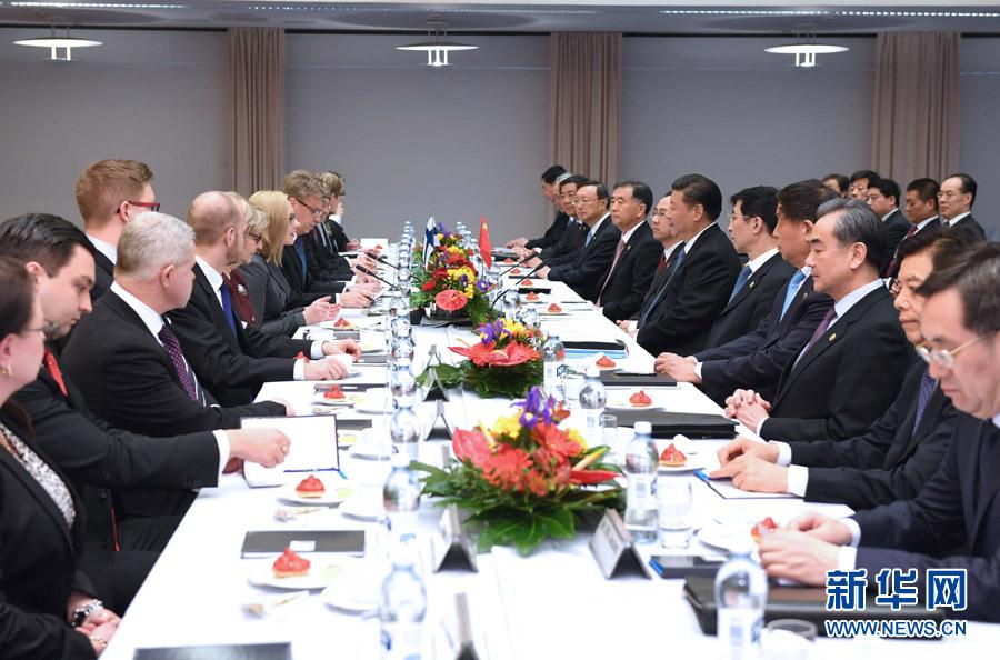 Китай и Финляндия укрепят межпарламентское взаимодействие